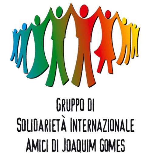 Primo logo dell'associazione Amici di Joaquim Gomes