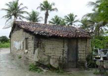 Una casa di fango a Cristinapolis