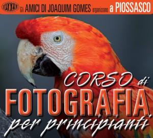 Seconda edizione del corso di fotografia a Piossasco