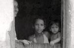 bambini alla porta