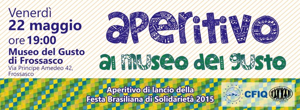 Aperitivo museo del gusto frossasco 2015