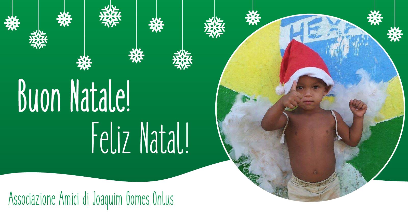 Buon Natale dagli Amici di Joaquim Gomes!
