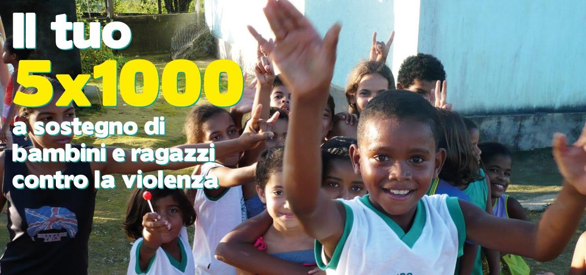 5 per 1000 2018: un Centro contro la Violenza!