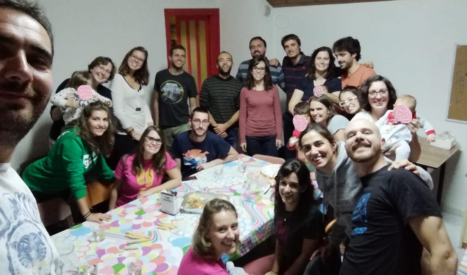 Weekend Formazione Ottobre 2018 degli Amici di Joaquim Gomes