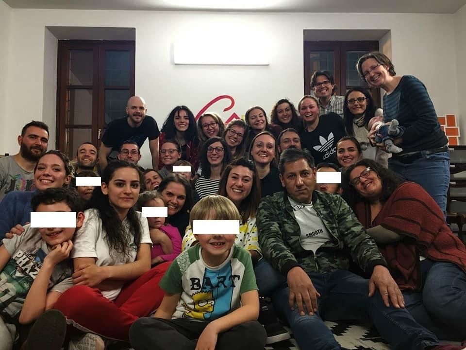 La Settimana Comunitaria 2019 degli Amici di Joaquim Gomes!