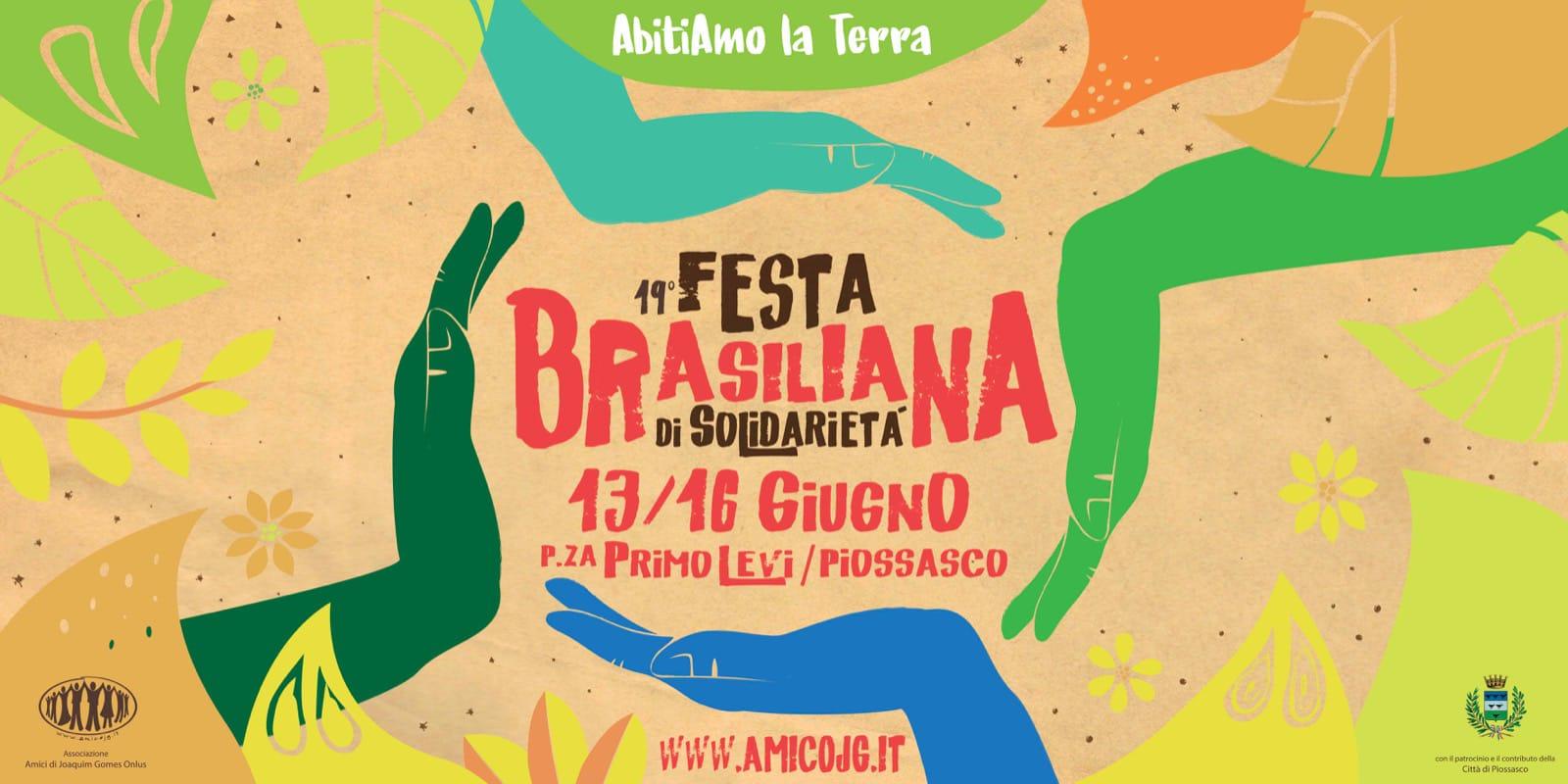 AbitiAmo la Terra – Festa Brasiliana 2019
