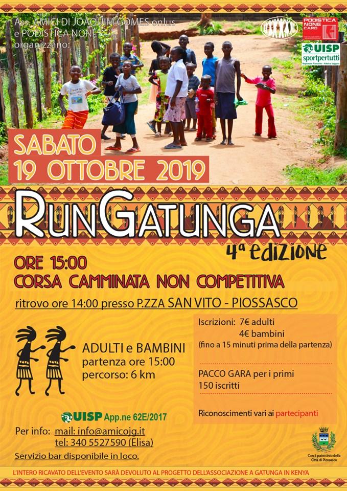 Rungatunga 2019 rimandata… ma scopri come aiutarci!