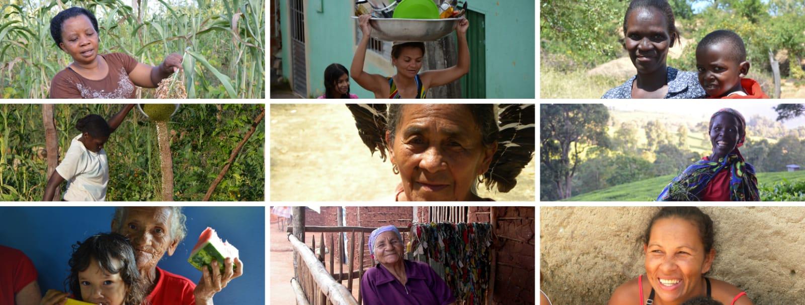 Buona Festa delle Donne dall'Associazione Amici di Joaquim Gomes