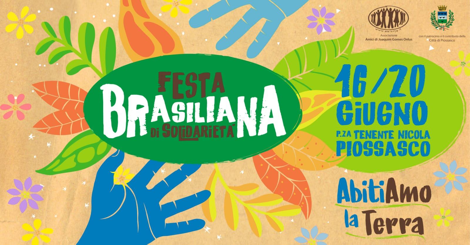 AbitiAmo la Terra – Festa Brasiliana 2021